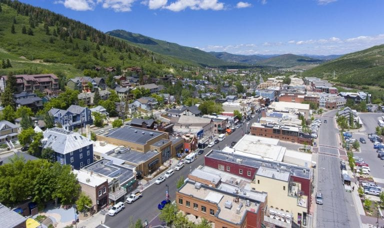 Part City in Utah housing market