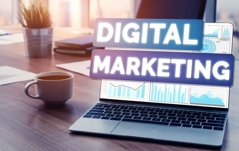 digital marketing in the property management industry