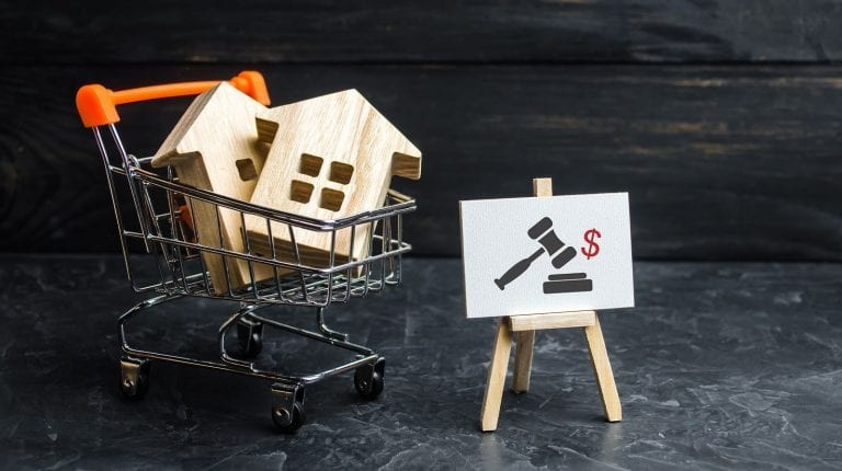 find investment properties for sale through auctions