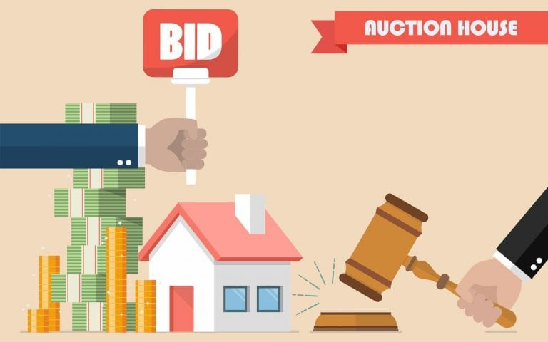 property auction mistakes