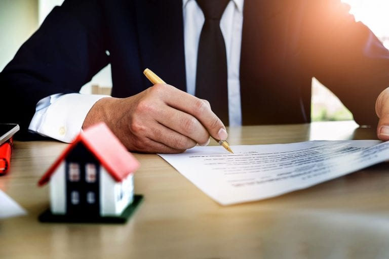 the basic steps of real estate transactions