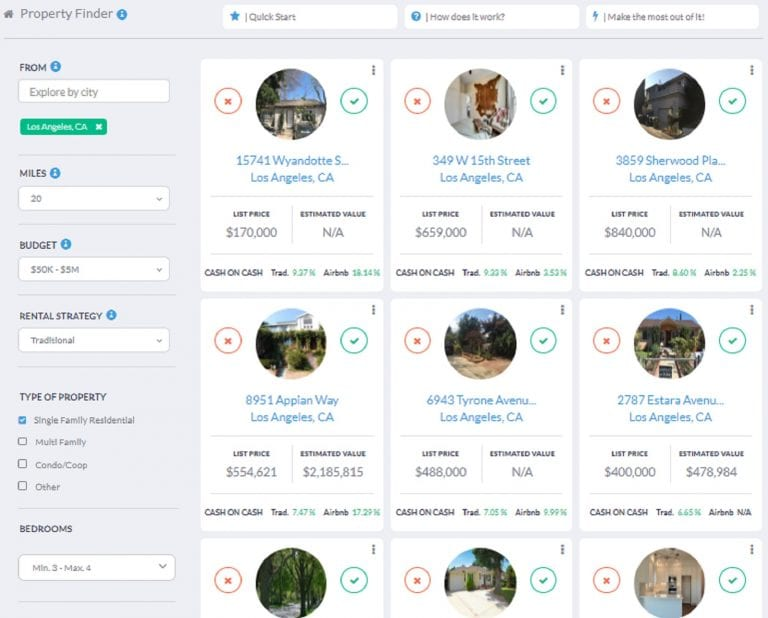 5 Best Real Estate Investment Tools for 2020: Property Finder