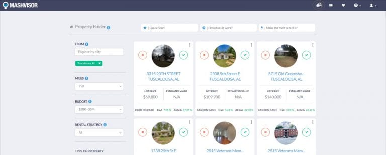 Cash on Cash Return 20 Most Profitable Airbnb Locations in 2020 Property Finder