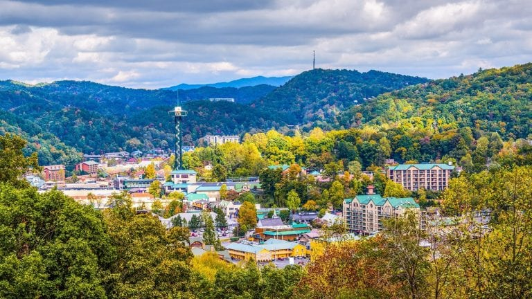 buying a vacation home in Gatlinburg