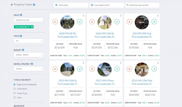 Is Airbnb Fort Lauderdale a Good Real Estate Investment in 2020 Property Finder Investment Properties for Sale