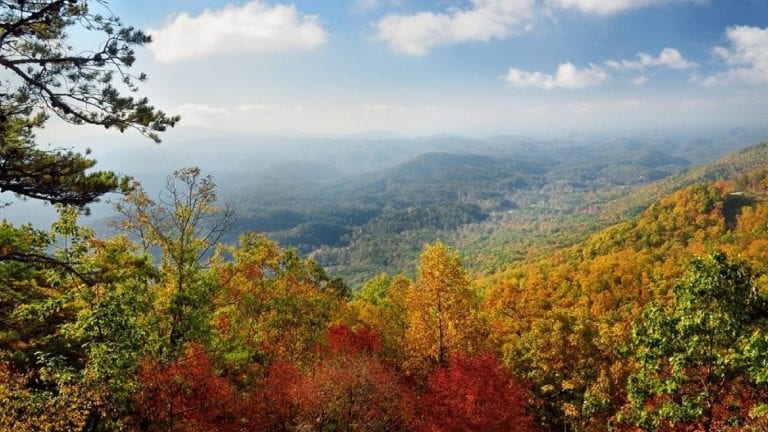 buying a vacation home in Sevierville