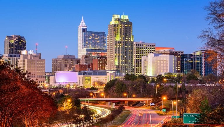 Raleigh-Durham is one of tthe best places to invest in real estate 2020