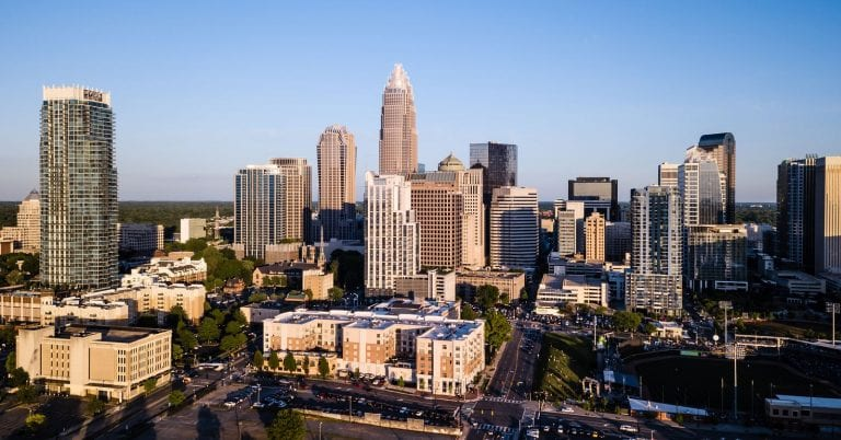 why should you invest in the Charlotte real estate market