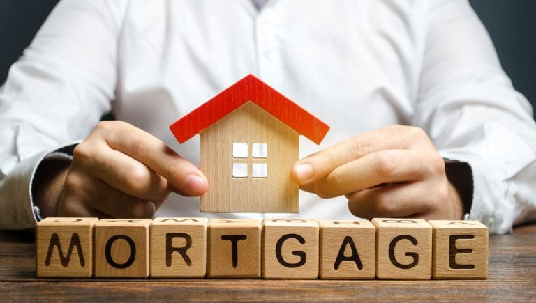 how buying a house at auction with a mortgage works