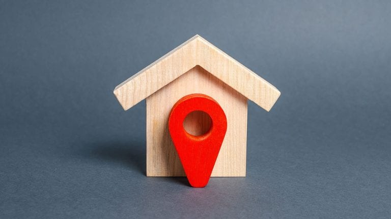 location influences what makes a good cap rate for single family home