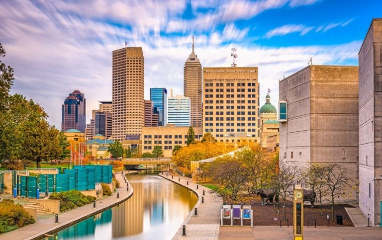 Cash on Cash Return 20 Most Profitable Locations for Traditional Rentals in 2020 Indianapolis