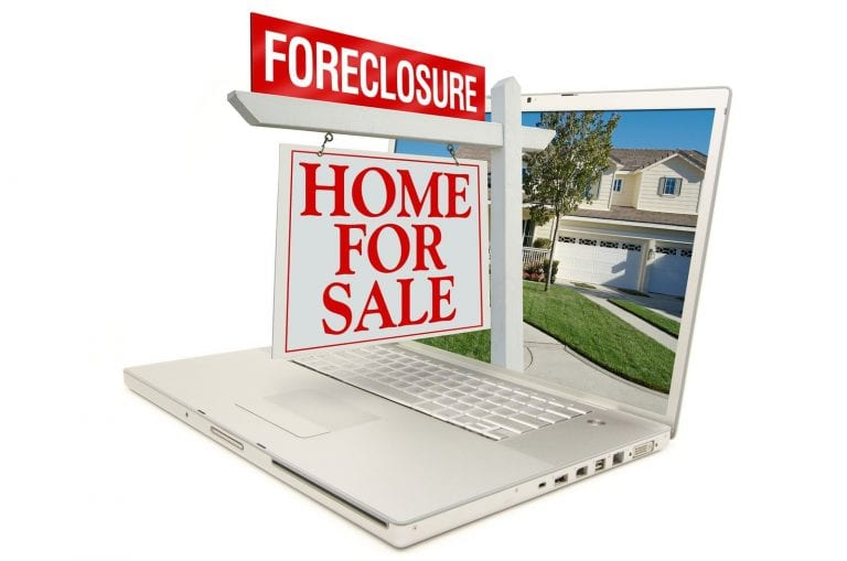 how to find foreclosures for sale on real estate websites