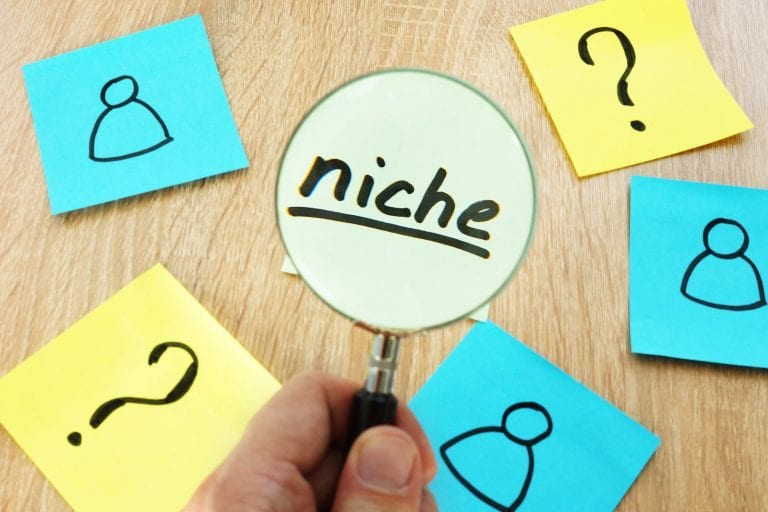 how to get more real estate leads - master a niche