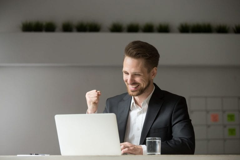 how to get more real estate leads - build a website