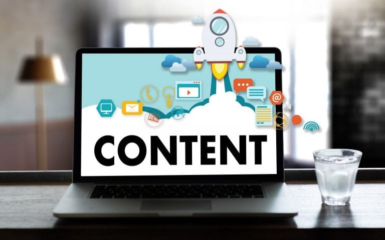 how to get property management clients with content marketing