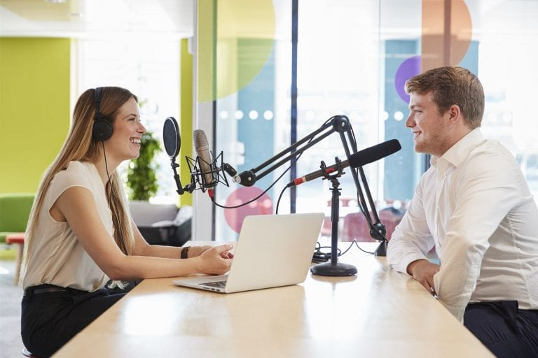 how to get real estate leads with podcast