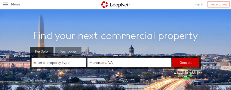 find an investment property for sale on LoopNet.com