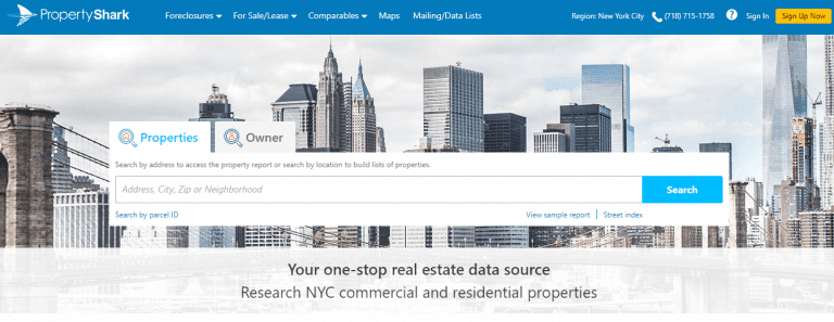 find investment property for sale on PropertyShark.com