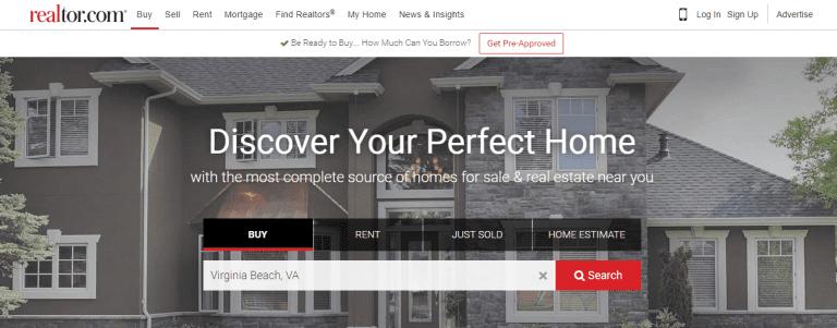 find investment property for sale on Realtor.com