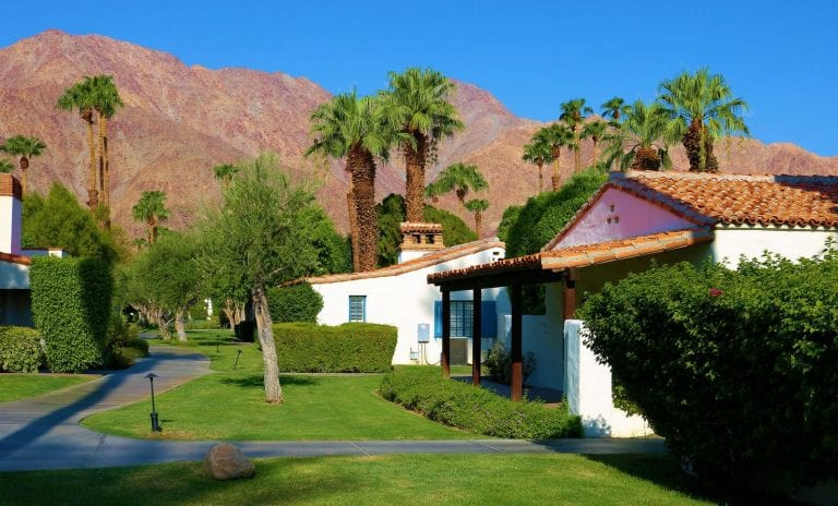 why invest in the Palm Springs real estate market
