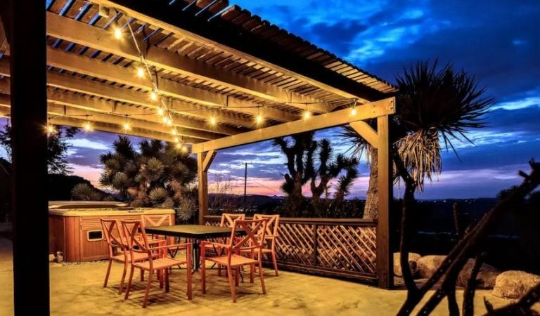 why invest in Airbnb Joshua Tree rentals in 2020