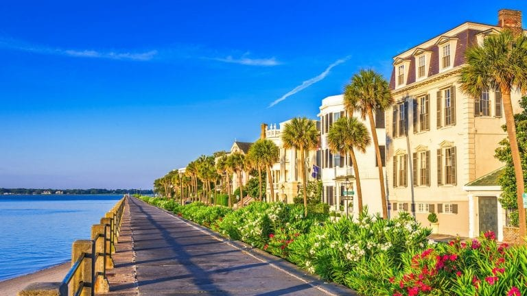 why invest in the Charleston real estate market