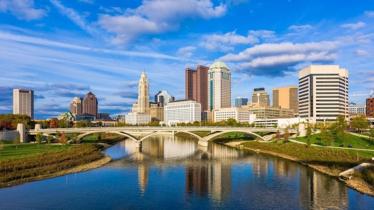 Columbus Ohio real estate market 2020
