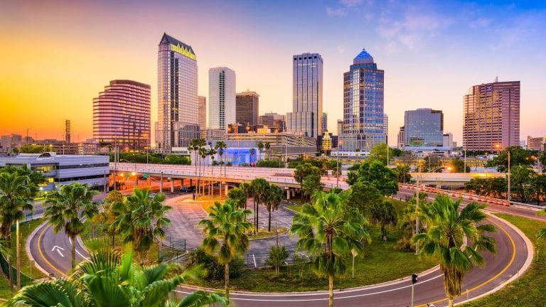 no Airbnb legal issues in Tampa