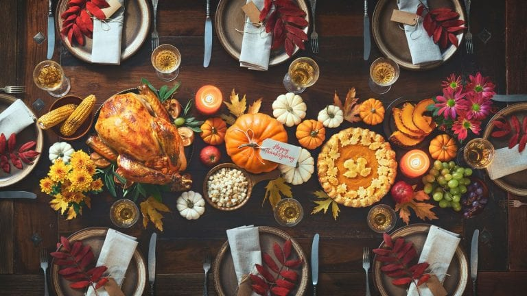 Thanksgiving real estate marketing ideas