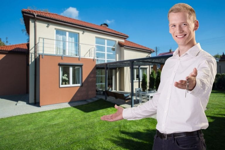 finding investment properties with an agent