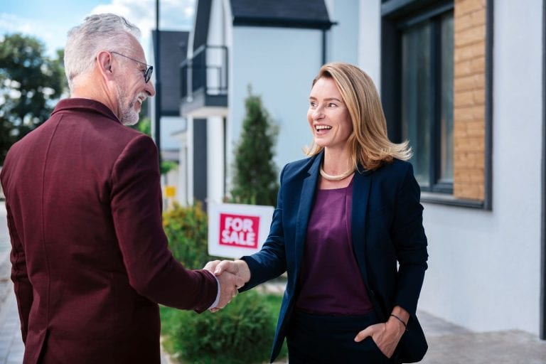 hire an agent when buying income property