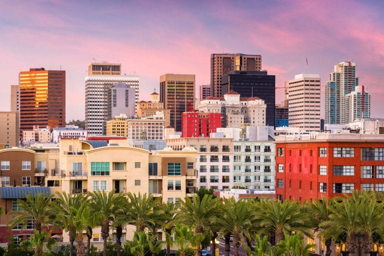 California rent control cities with it
