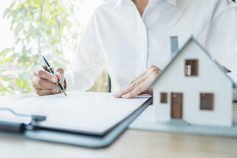 getting a heloc on investment property - prepare application