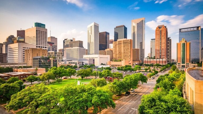 why buy property in the Houston real estate market