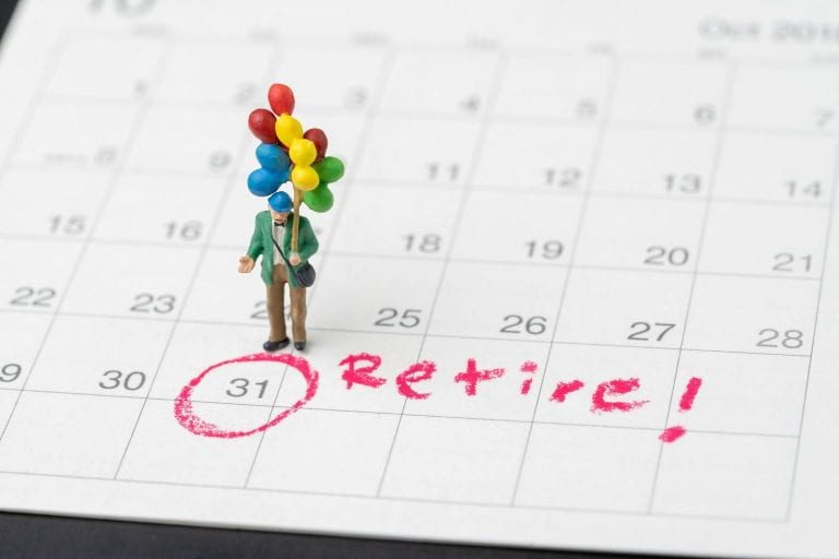 rental income for retirement- when to start investing
