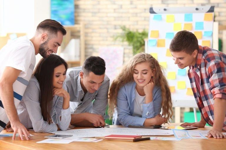 real estate entrepreneur needs a team