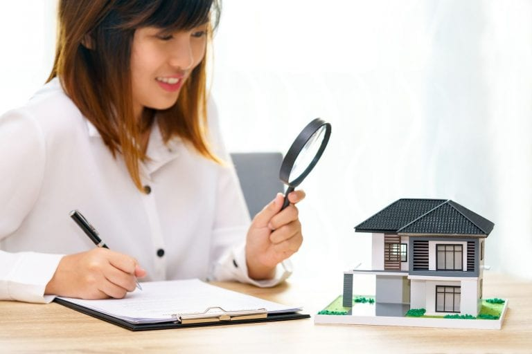 single family home property management inspection