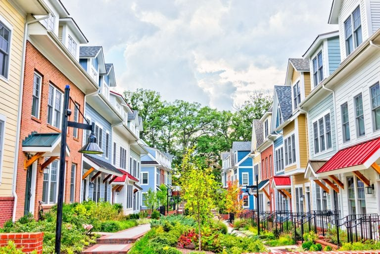 best real estate investments for cash flow are townhouses