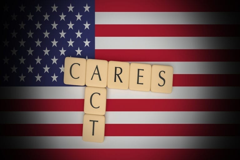 CARES Act mortgage forbearance