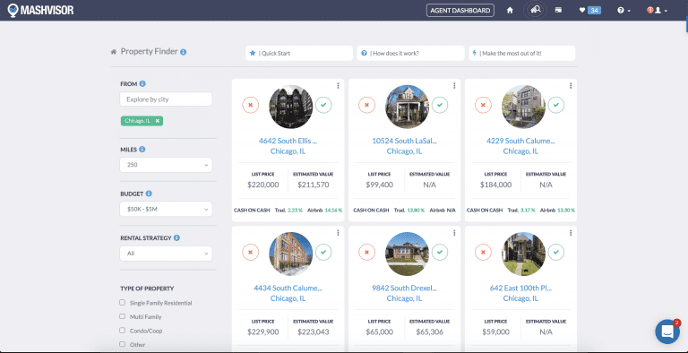 invest in Airbnb property using this tool