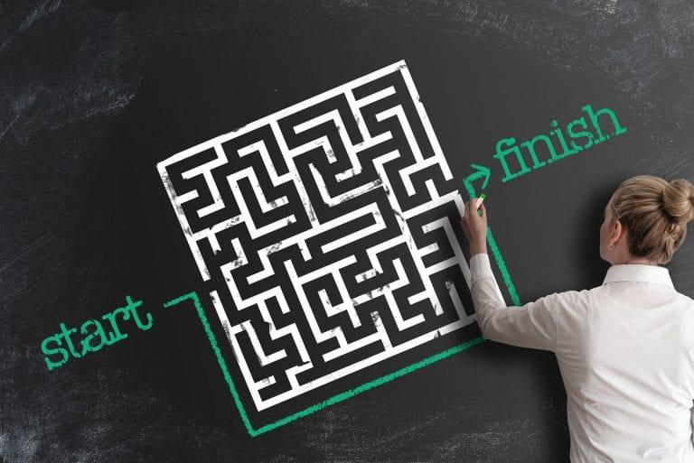 choose a real estate market shortcut