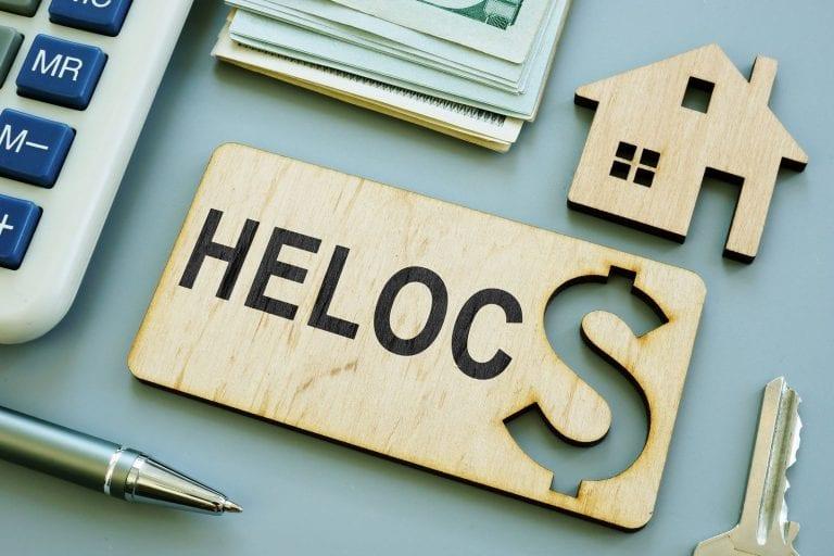 financing a foreclosure - HELOC