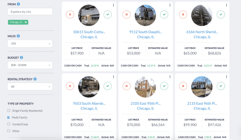 Chicago cheap houses for sale