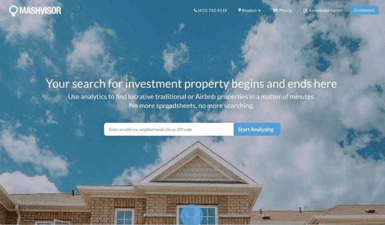 Mashvisor Off Market Properties