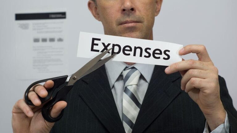 avoid losing money by cutting your expenses