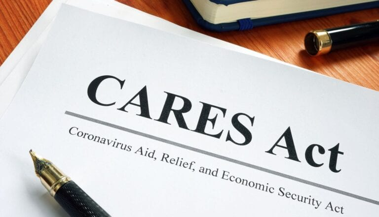 CARES Act and the multi family real estate market
