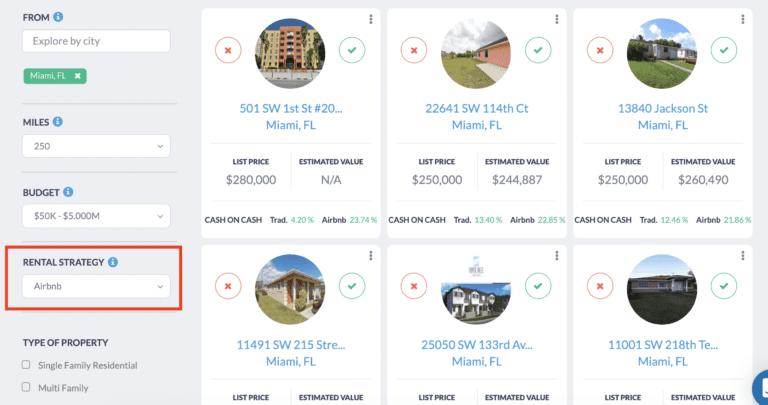 Airbnb Miami real estate market