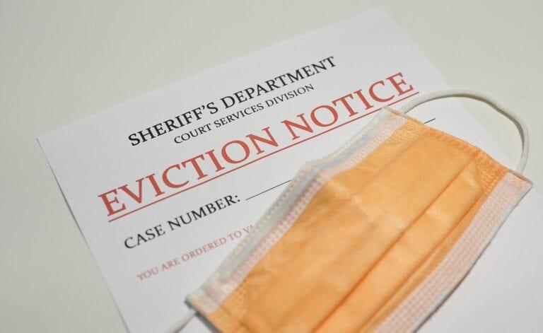COVID-19 eviction moratorium laws