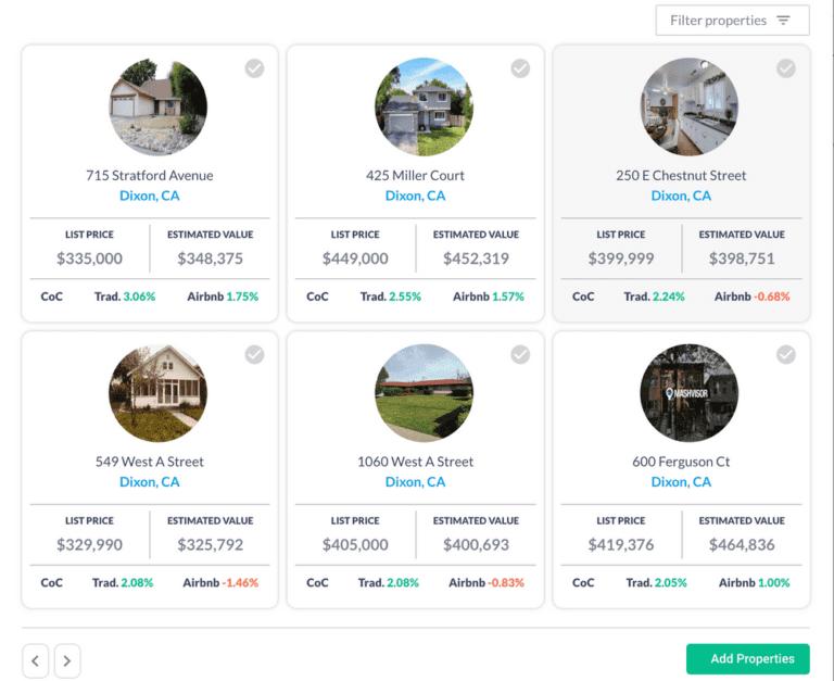 how Mashboard helps real estate investors
