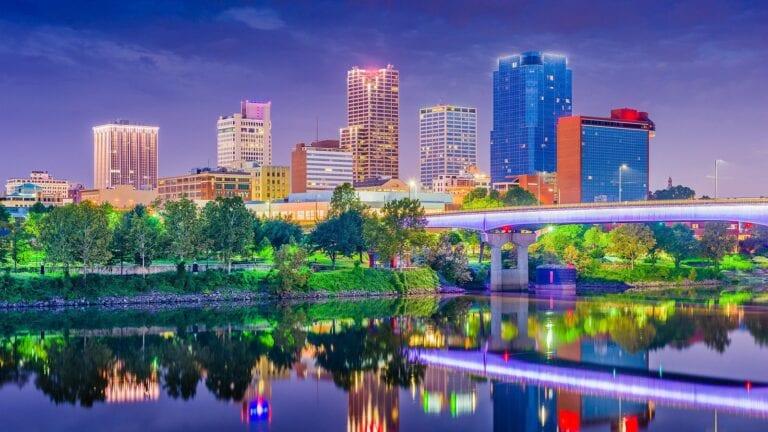 best job markets - Arkansas